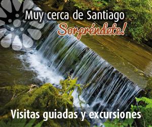 Muy Cerca de Santiago - Visitas Guiadas